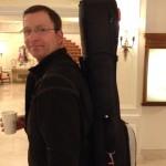 Tommy Fedak uses MONO M80 guitar case