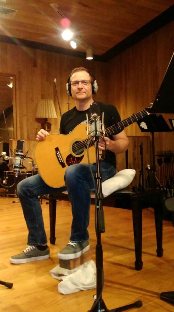 Tommy Fedak tracking at Big Fish Studios