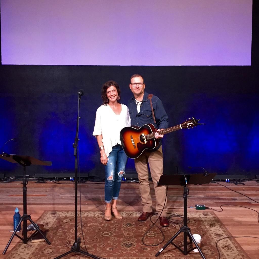 Tommy Fedak Spirit Laursen Redemption Church Spokane