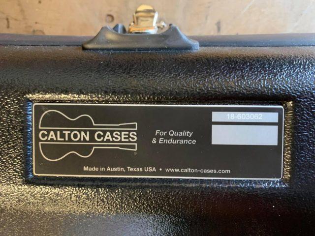 Calton Cases - World Class guitar cases made in Austin, TX